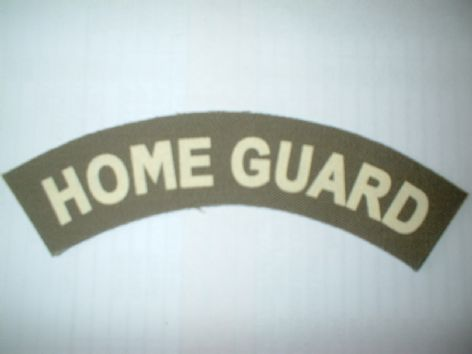 Home Guard Title